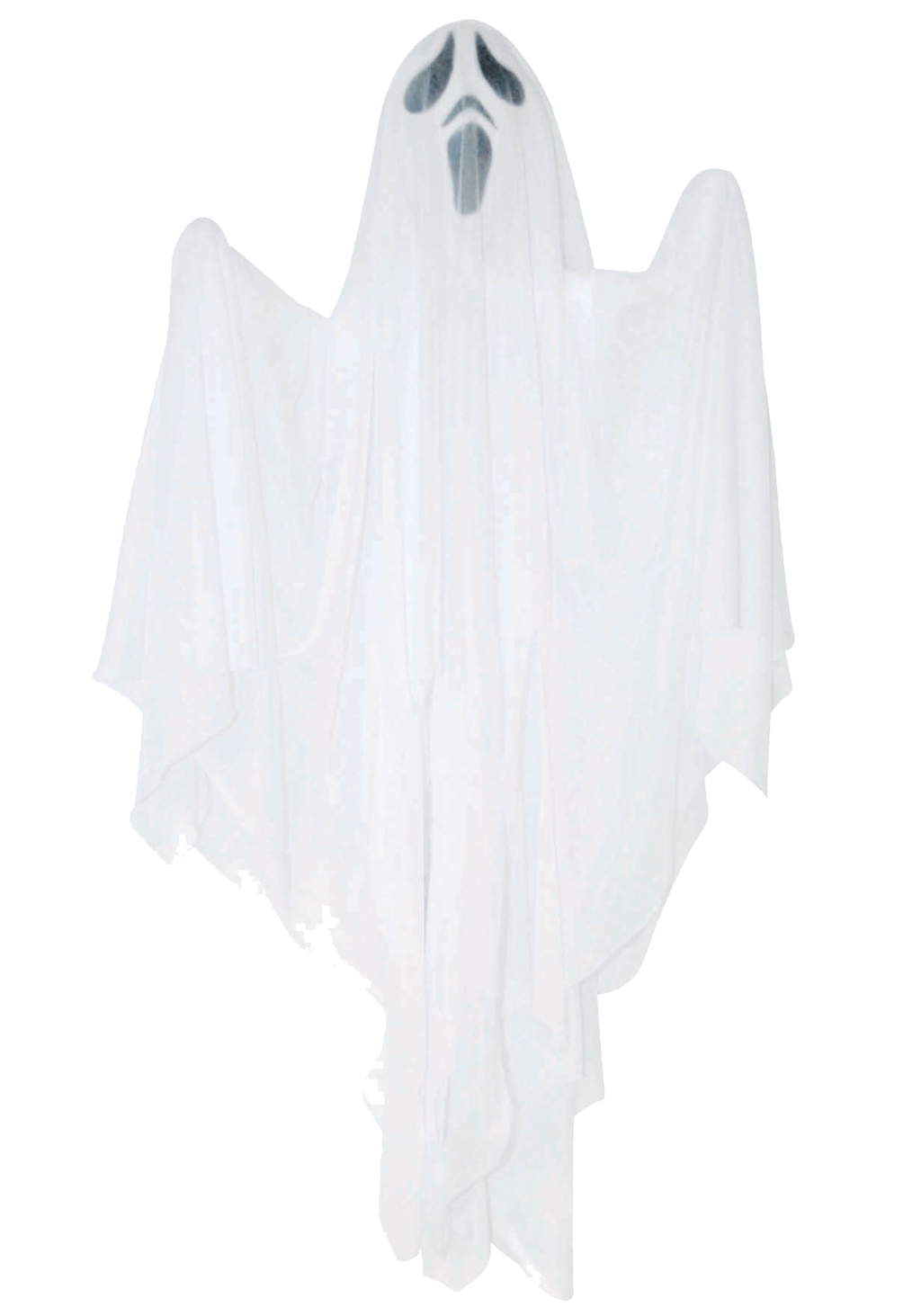 Ghost Png Image Hanging Ghost Decoration Hanging Ghosts Halloween Ghost Decorations