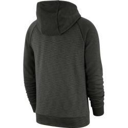 Nike Herren Sweatjacke Optic Fleece, Größe Xs in Grau NikeNike