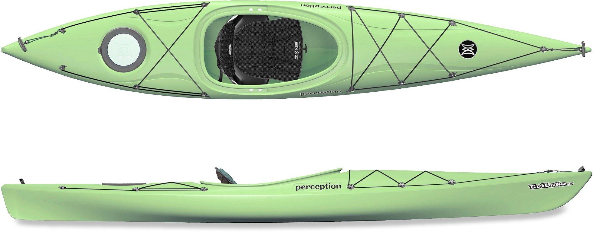 Perception Tribute 12 Kayak Kayaking, Perception, Kayak