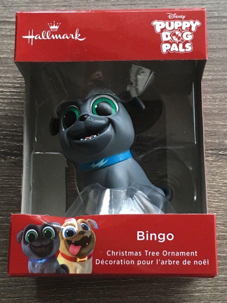 Details About New Disney Junior Puppy Dog Pals Bingo Hallmark