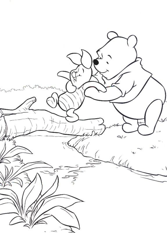- Winnie The Pooh Coloring Books, Disney Coloring Pages, Coloring Pages