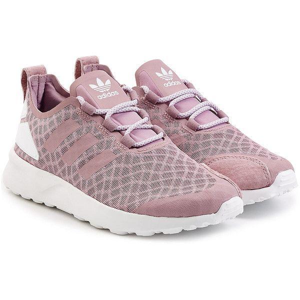 adidas originals zx flux rose