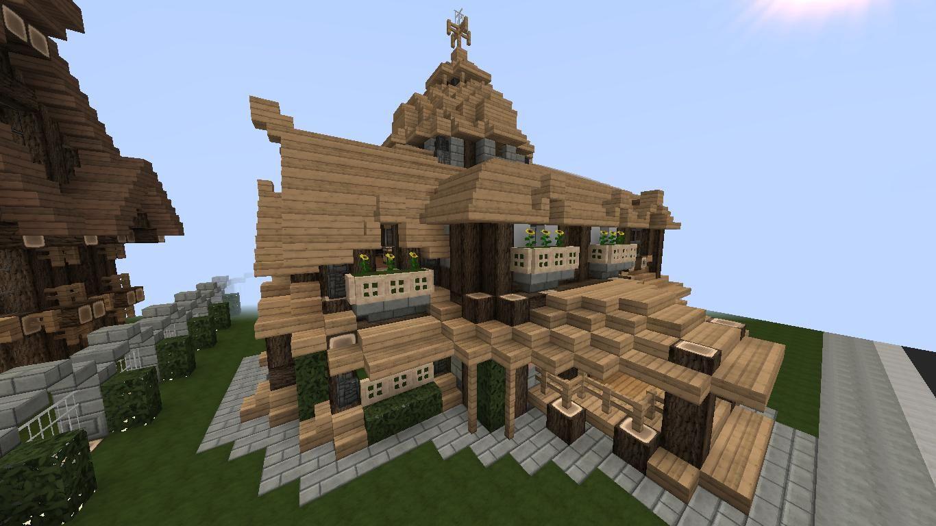 Good Roof Designs Minecraft - Roof Design Accesories