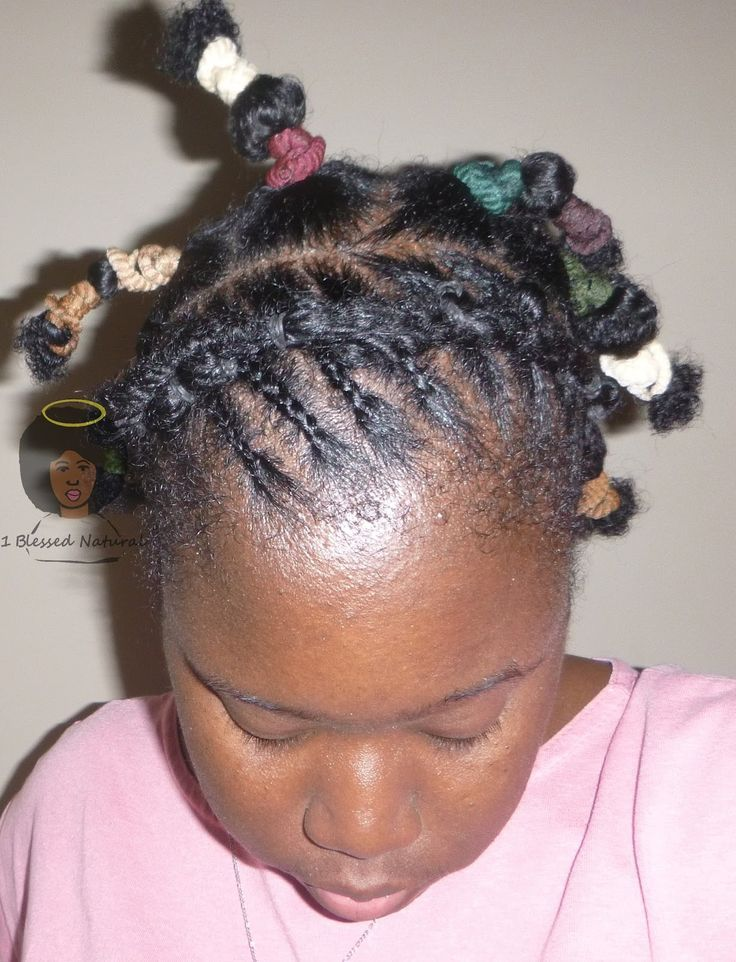[15] Best Natural Hairstyles With Rubber Bands#Eyes