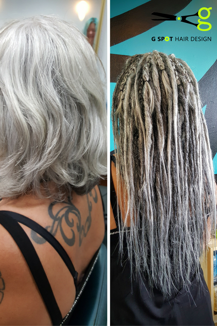 Pin By G Spot Hair Design On Synthetic Temporary Dreads By G Spot