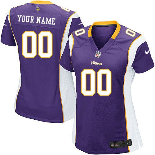 custom vikings jersey