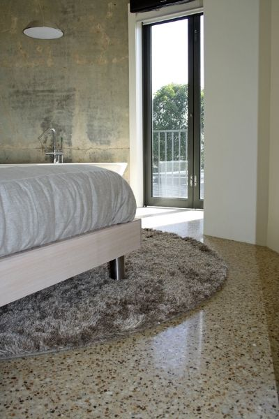 Master S Bedroom Concrete Floor Repair Works Concrete Floors Concrete Design Concrete Floor Repair