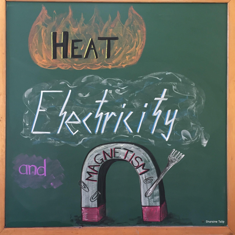 Physics: Heat [ 2448 x 2448 Pixel ]