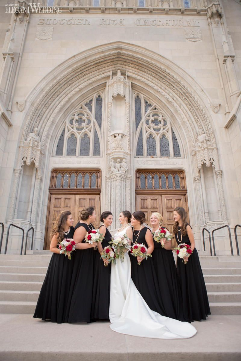 Black bridesmaid dresses 1940s hollywood glamour elegant black bridesmaid dresses 1940s hollywood glamour elegant wedding ombrellifo Choice Image
