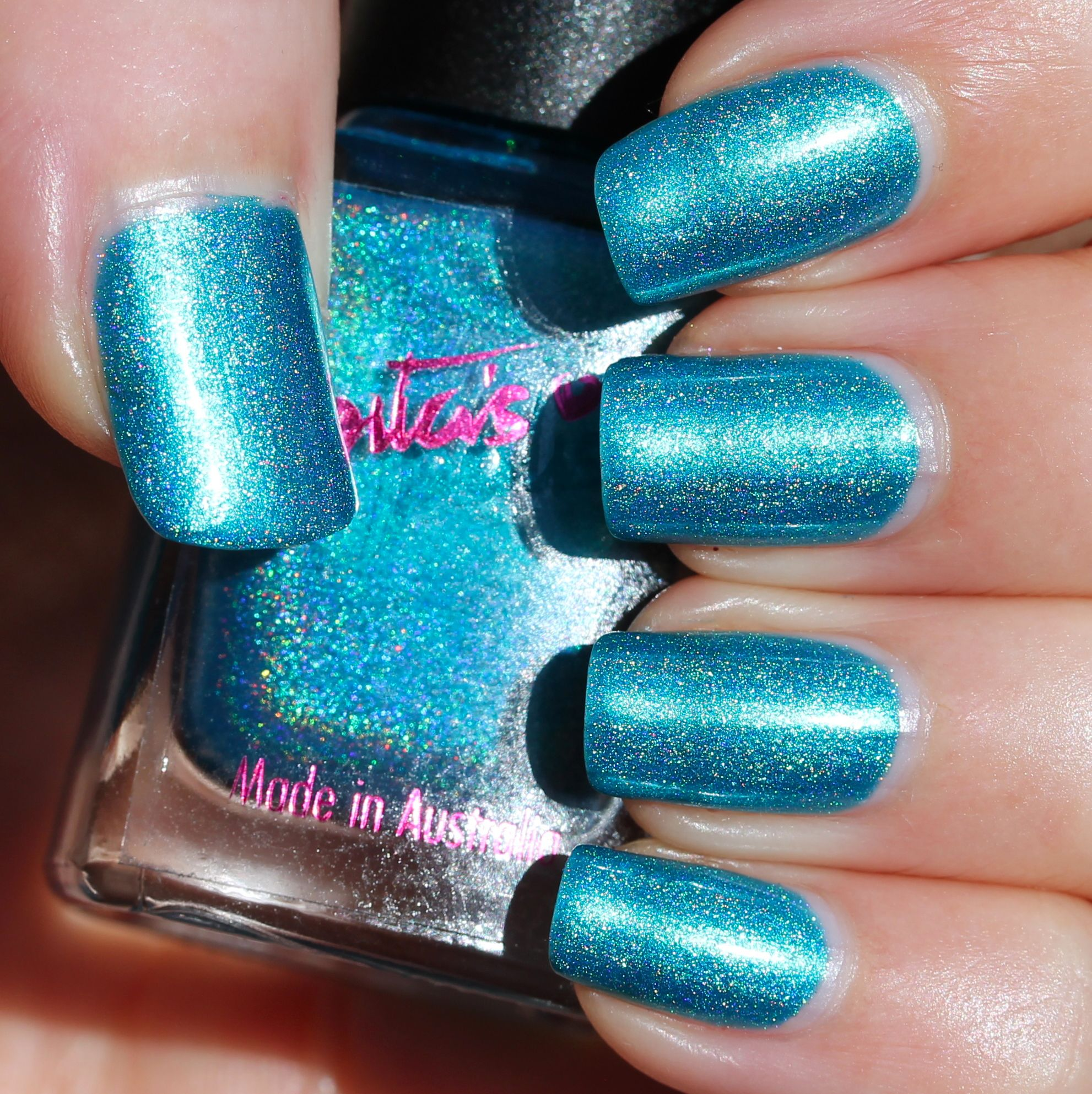 Peita's Polish Beauty is a Drag (What's Indie Box - May 2015 - Diva & Drag Queens)