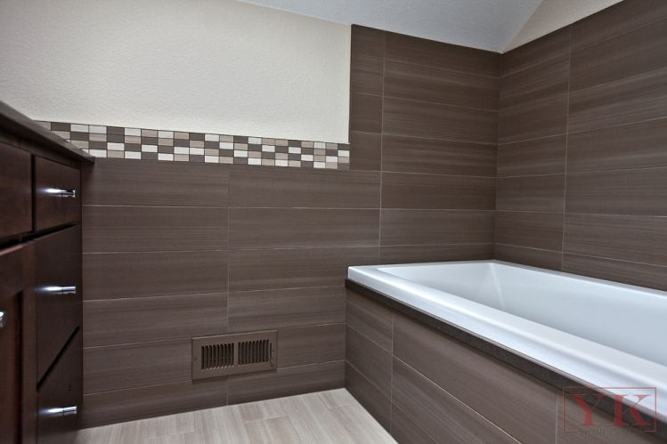 Perfect 35 Dark Brown Bathroom Floor Tile Ideas And Pictures
