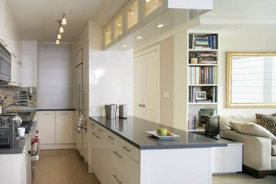 Lighting Marvelous Modern Kitchen Design Ideas For Small Spaces