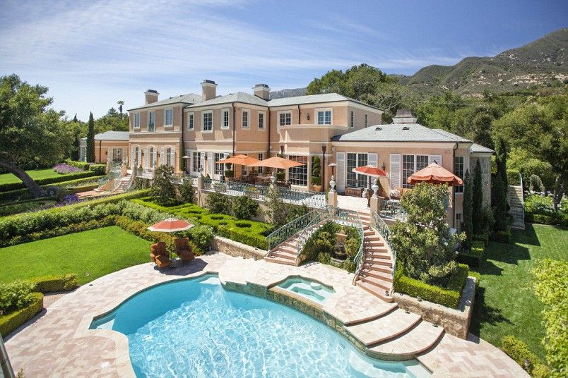 Top 20 modern mega mansions for the super rich dream for Rich homes in california