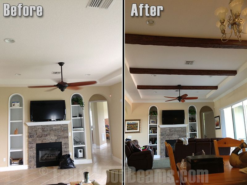 Kitchen Remodels With Low Ceiling And Beam Support