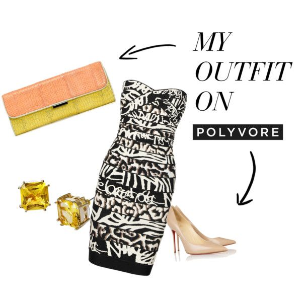 """""""Untitled #38"""" by hastagfashion on Polyvore"""