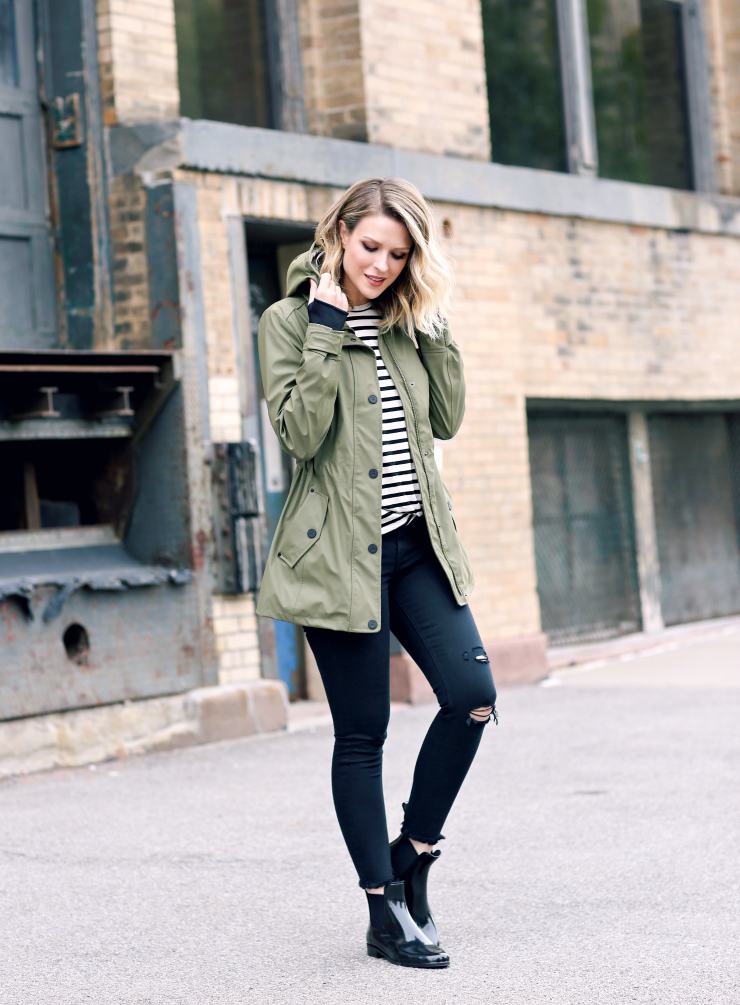 Fall Stripes & Florals - Penny Pincher Fashion