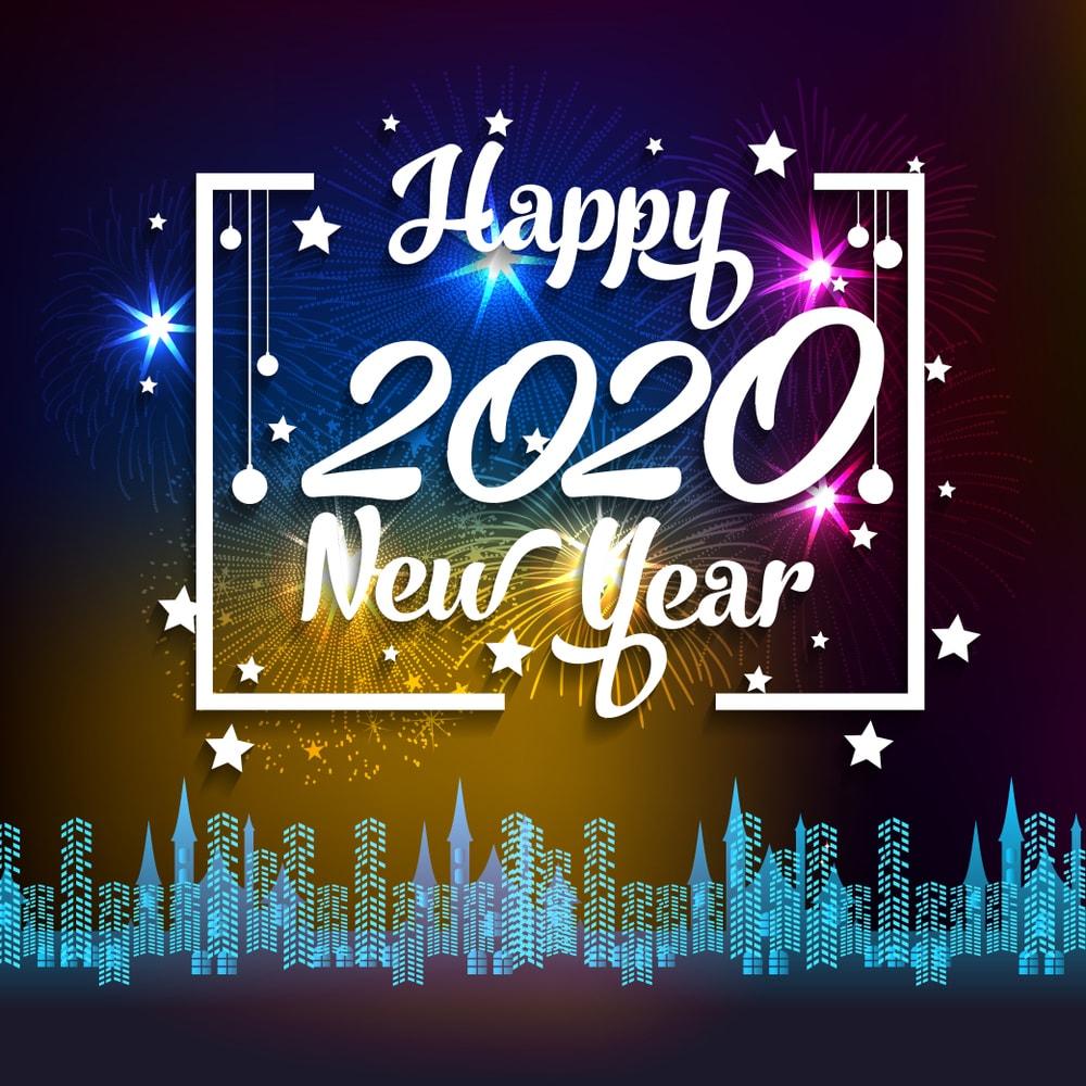 Happy New Year Image 2020 Happy New Year Images Happy New Year Pictures Happy New Year Wallpaper