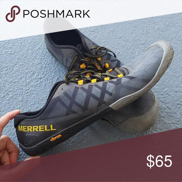 buy online da587 0a96f Merrell Vapor Glove 3 Merrell minimalist running shoe. Good ...