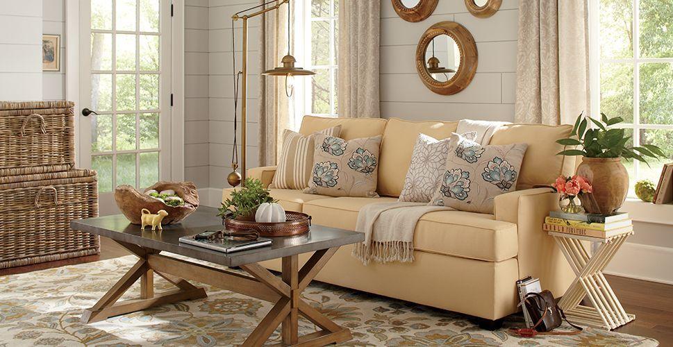 Living Room Photos, Design Ideas, Pictures & Inspiration   Birch Lane