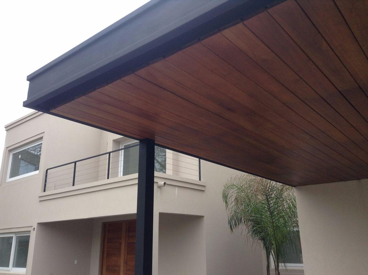 pergolas de madera y hierro - Buscar con Google | Terrazas ...