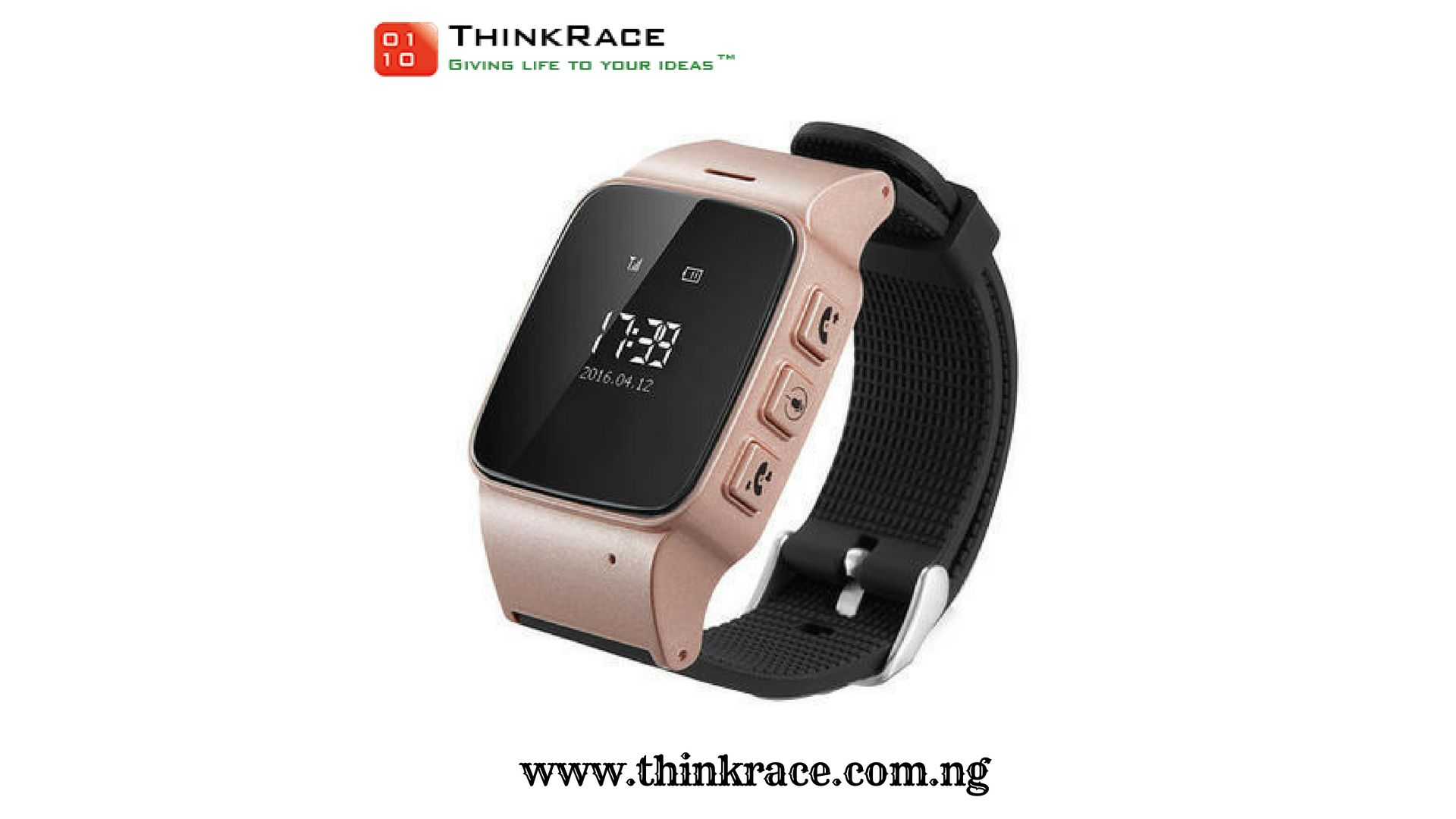 Pin by ThinkRace South Africa on GPS watch Smart watch