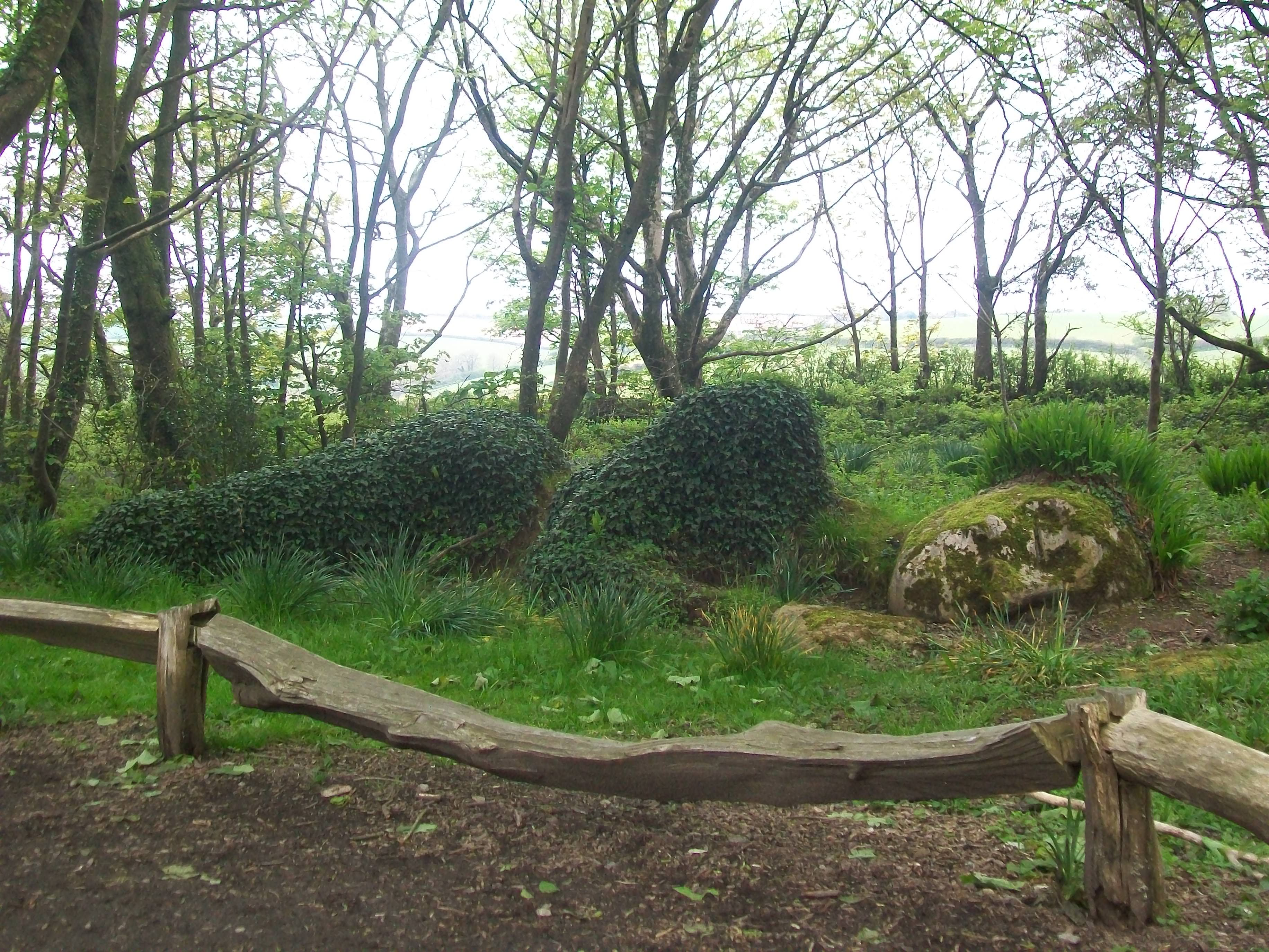 Sleeping Sculptured Earth Giant Cornwall With Images 640 x 480