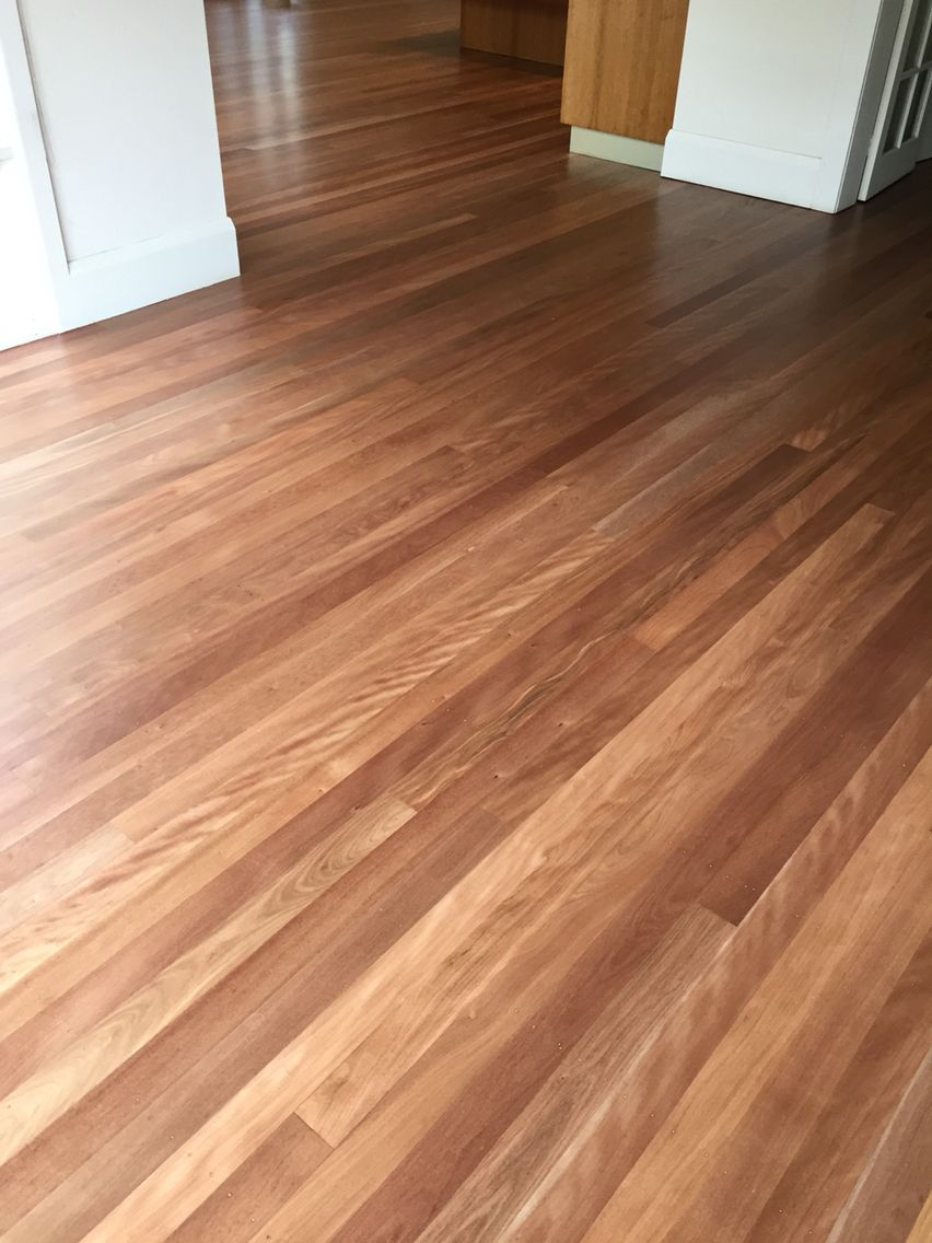Merveilleux A Beautiful Brushbox Floor Done With Bona Traffic HD Extra Matt Finish By  Yours Truly.