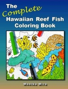 Marine Biology Coloring Textbook and Teacher Resource | Fish anatomy ...
