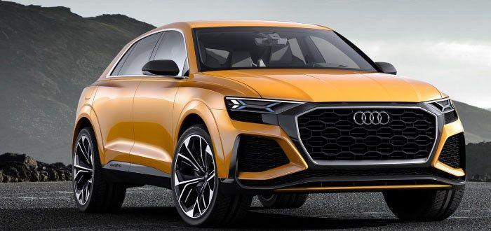 2018 Audi Q8 Price Audi Audi Concept Cars Detroit Auto Show