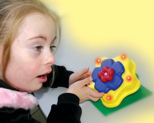 Toys For Handicapped Adults : Music vibration lights sound effect toys for children with special