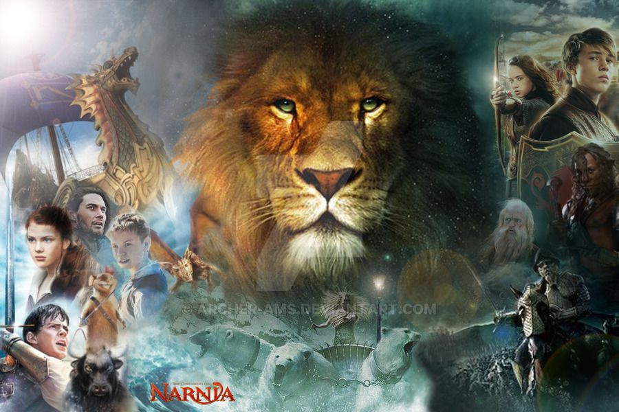 Narnia The Pevensie Trilogy by ArcherAMS Narnia