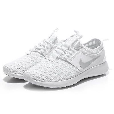 df47ac23639a9 Nike Juvenate Womens 724979-100 White Running Shoes Training Sneakers Size  6.5