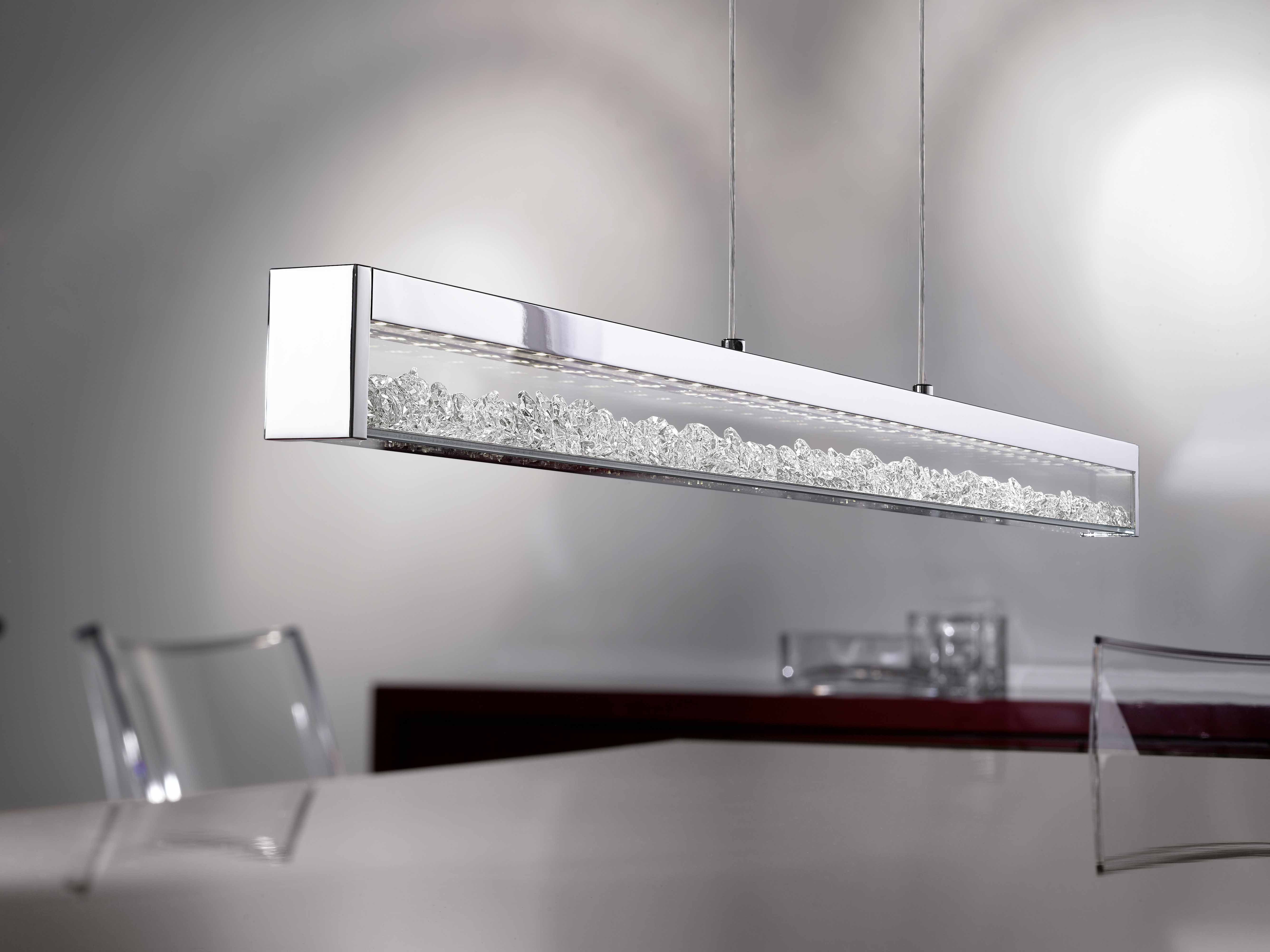 Ein Hinguker In Jedem Esszimmer. Esszimmerlampe Mit Touchdimmer (Helligkeit  Und Farbtemperatur Einstellbar!)