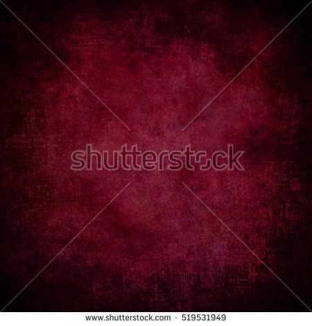 Red Designed Grunge Texture Vintage Background With Space For Text Or Image