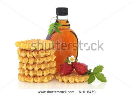 Maple Syrup: Idea for drawing