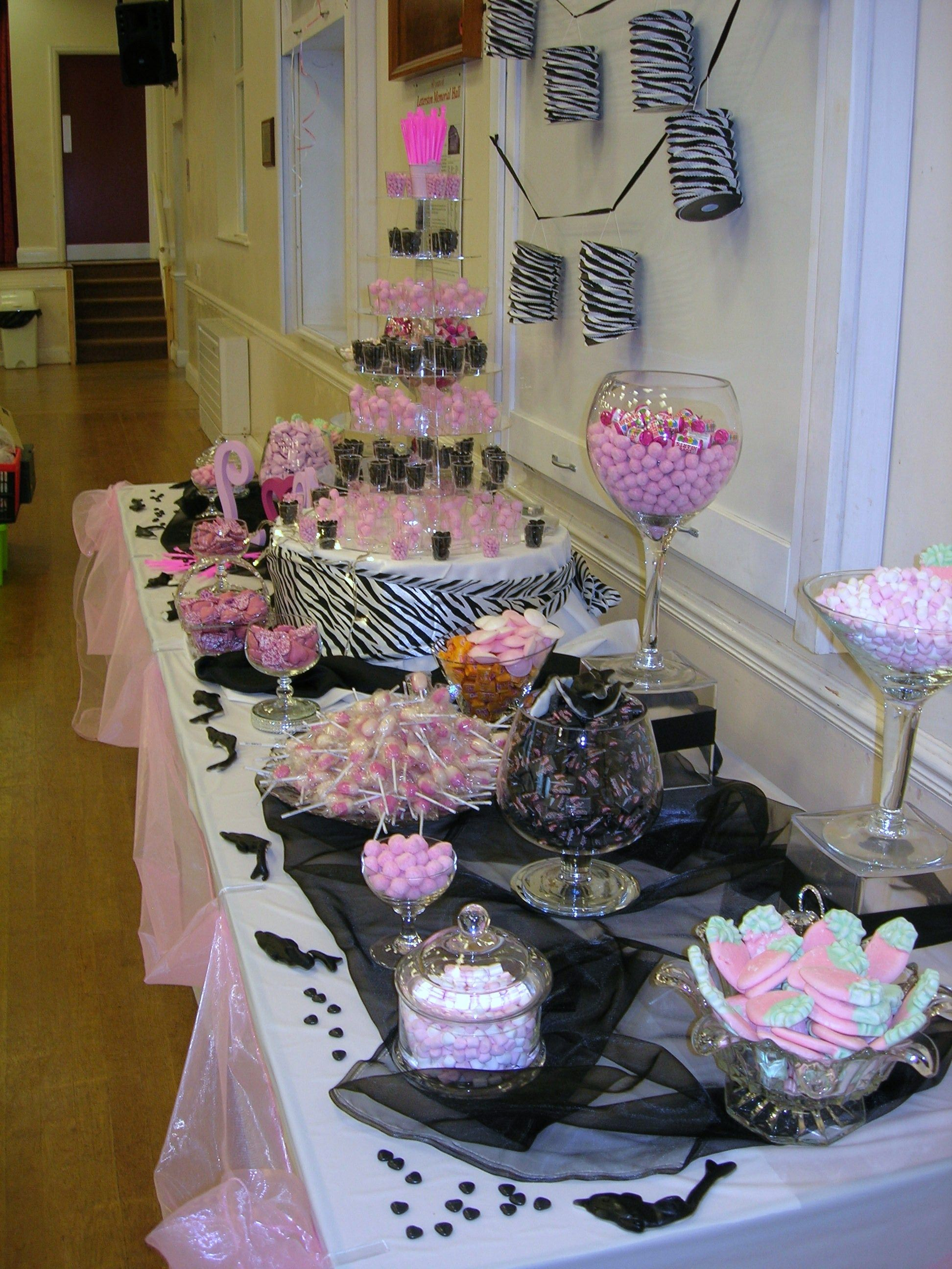 Pin by Christi Hill on Party Ideas Zebra birthday party