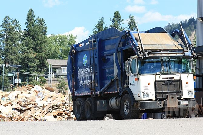 PENTICTON - The regional district secured its garbage contract for the next seven years, dropping plans to implement a cart system similar to www.awwaste.com