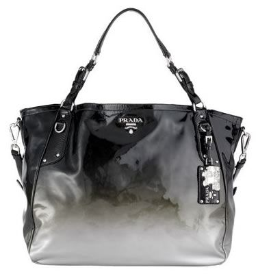 Lovin me some Ombre | Bag, Prada handbags and Street styles