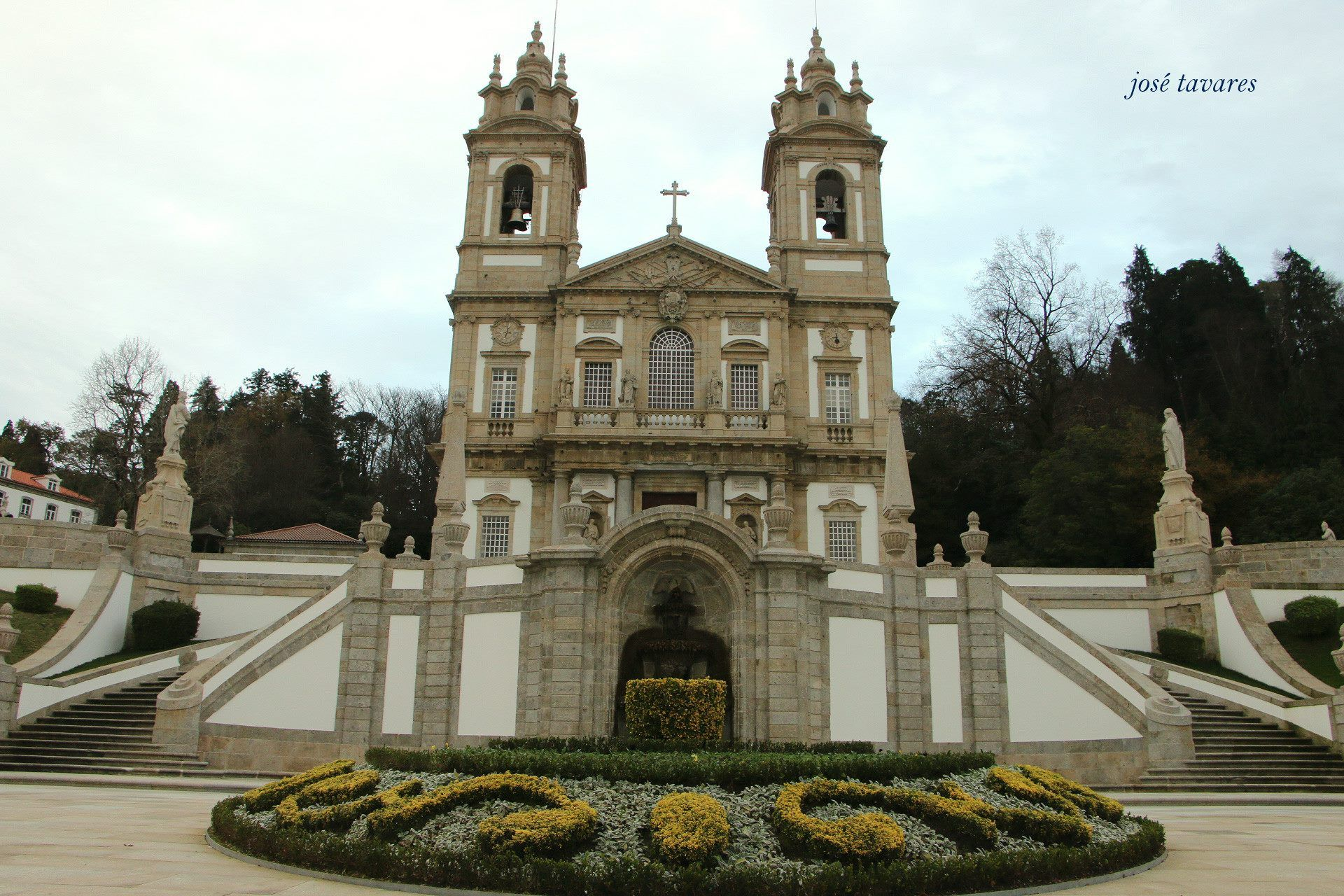 Bom Jesus do Monte:) Foto de José Tavares