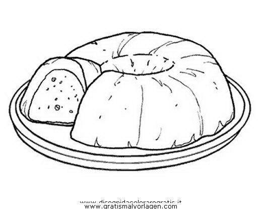 essenlebensmittelspeisentortaciambella  ausmalen