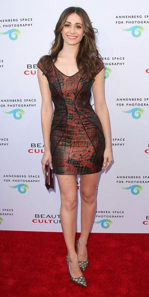 Emmy Rossum Fashion and Style - Emmy Rossum Dress, Clothes, Hairstyle - Page 12