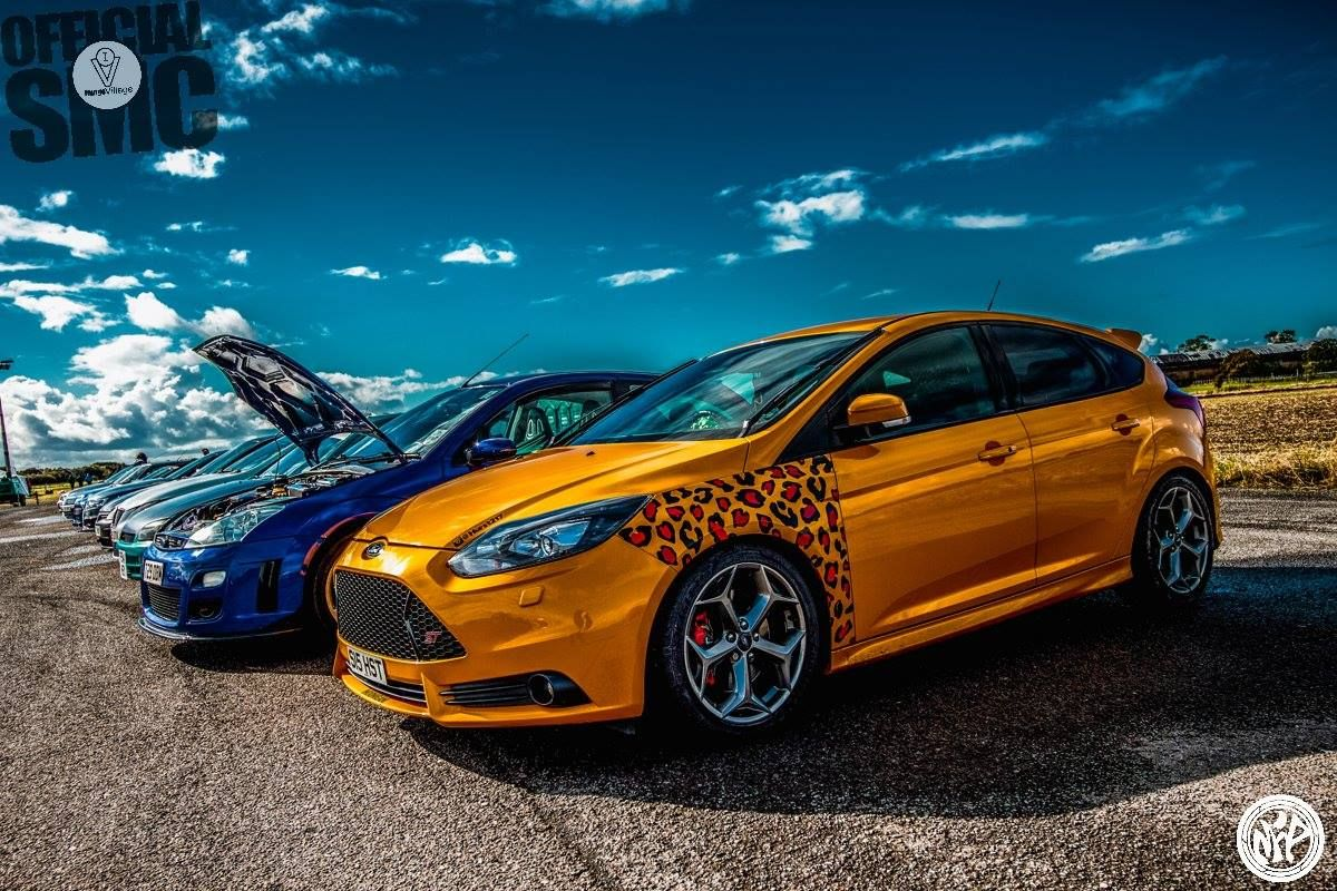 ford focus st 3 tuning