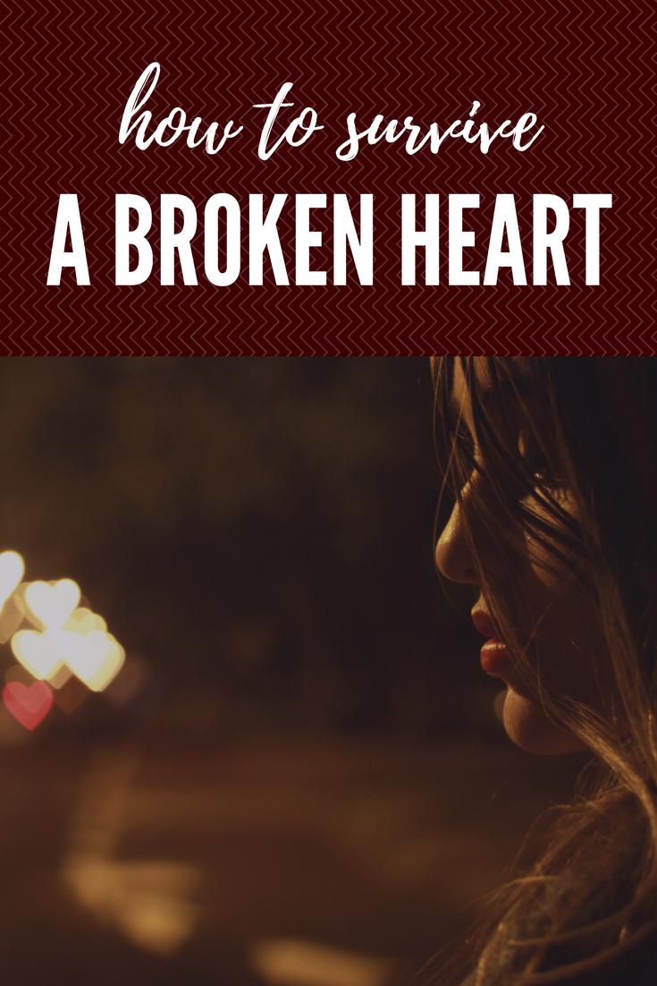 Coping with broken heart