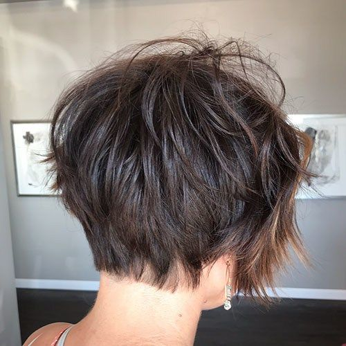 Short Layered Haircuts 2018 – 2019 #shortlayers