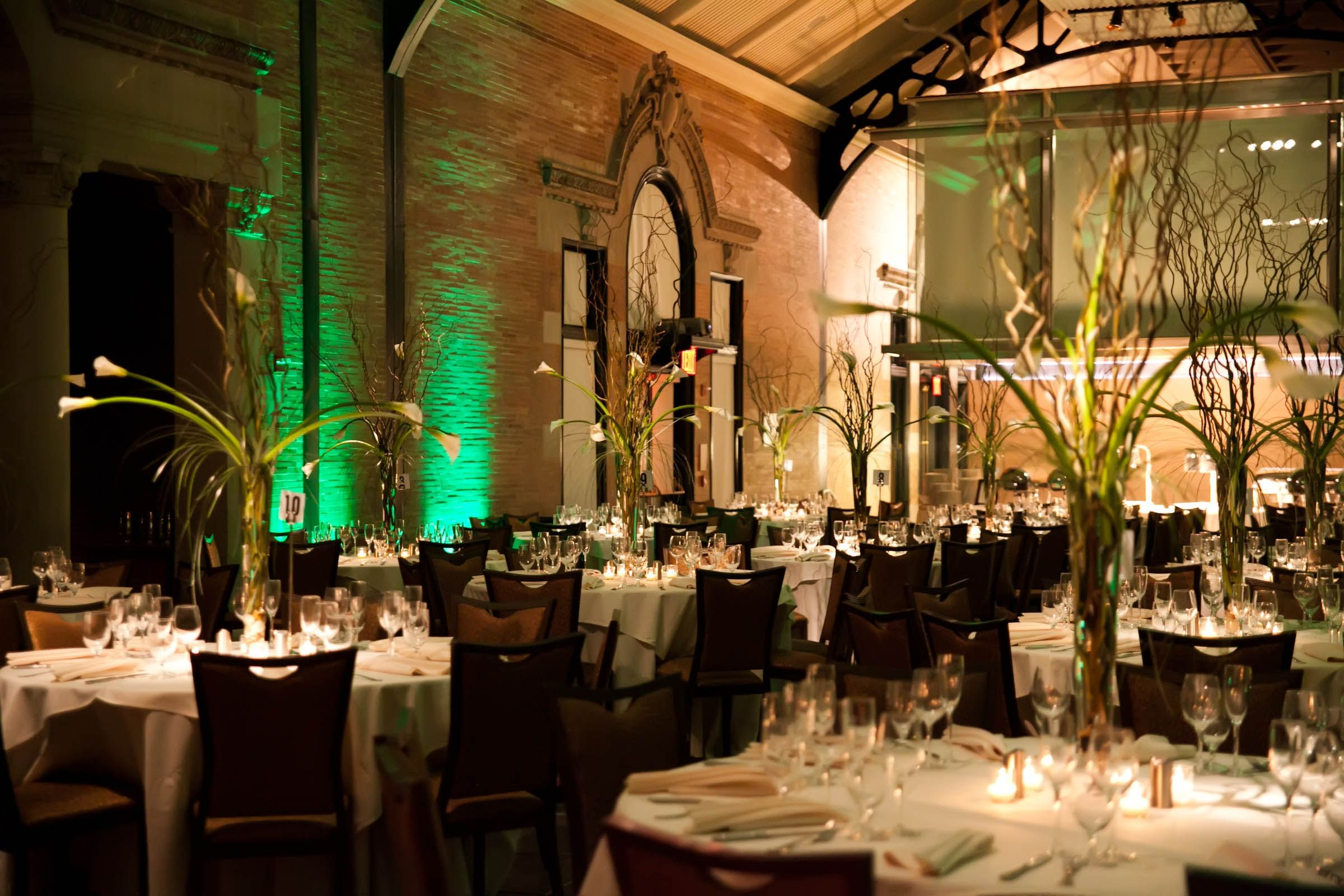 best wedding reception halls in nyc%0A Bronx Zoo Wedding Reception at the Schiff Family Great Hall
