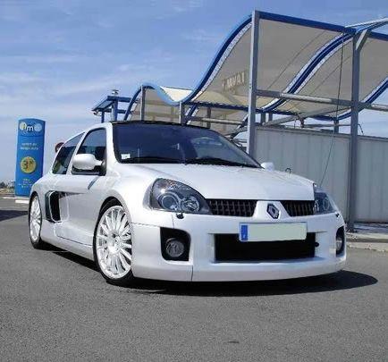 bita skrämma Slutgiltig  Clio V6 White Photo by Remonvdh | Photobucket | Clio sport, Renault clio,  Renault