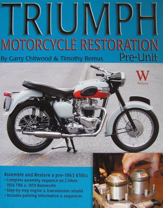Triumph Motorcycle Restoration Pre Unit British Motorcycle Parts Auckland Nz Motorcycle Restoration Triumph Motorcycles Motorcycle