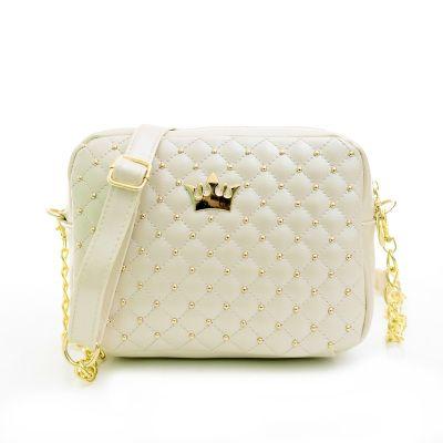 New 2017 Women's handbag spring summer mantianxing star rivet bag chain bag messenger bag female bags small