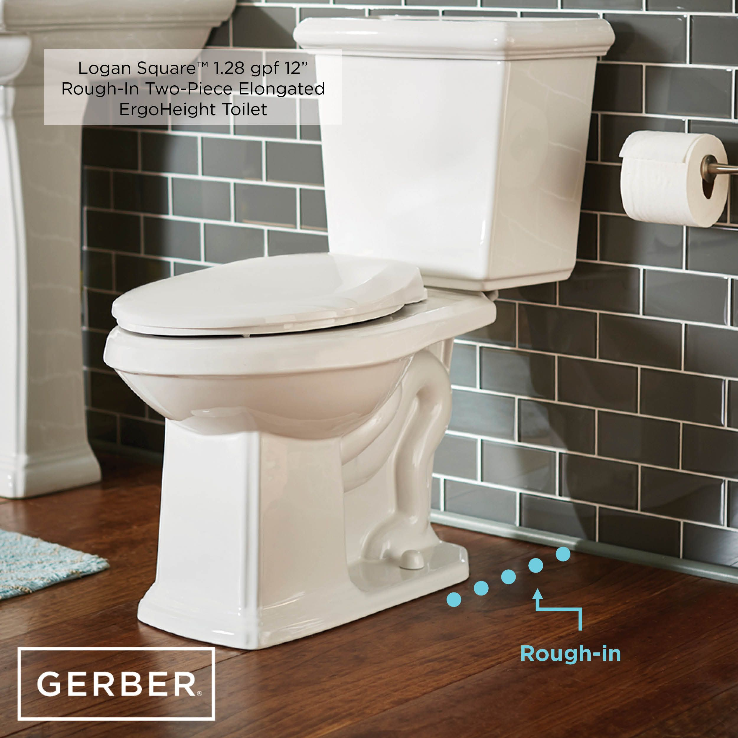 Find The Loo That S Right For You The Distance From The Bolts That Anchor The Bowl To The Floor To The Wall Behind You Bidets Bidet Bathroom Bathroom Fixtures