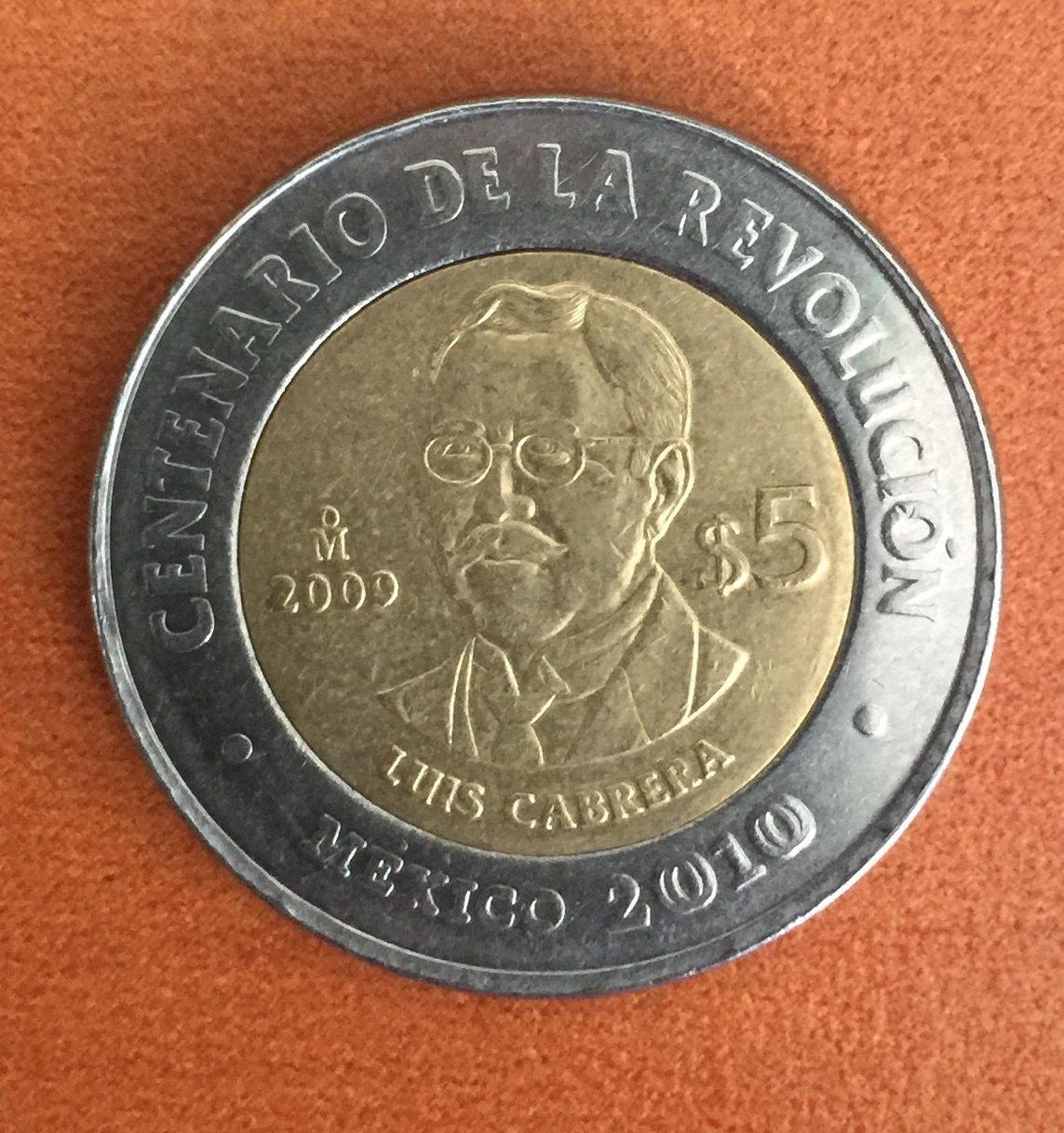 Luis Cabrera, Centenario de la revolución